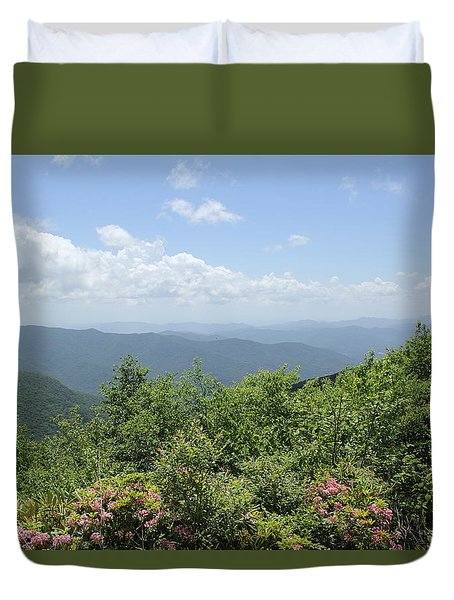 Craggy View Duvet Cover