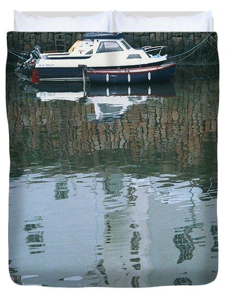 Crail Reflections II Duvet Cover