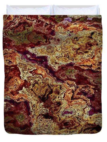 Crapulence Duvet Cover