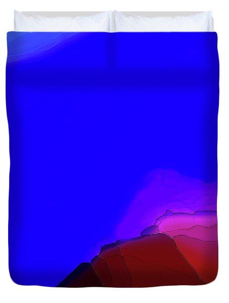 Craquelure Duvet Cover