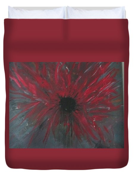 Creation Crying Duvet Cover