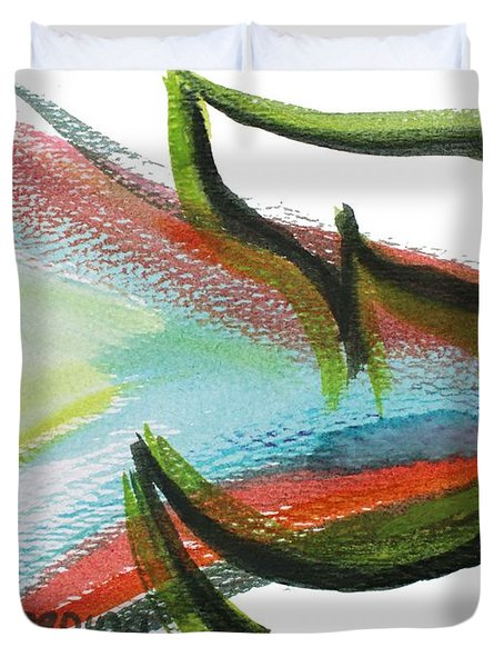 Creation Pey Duvet Cover