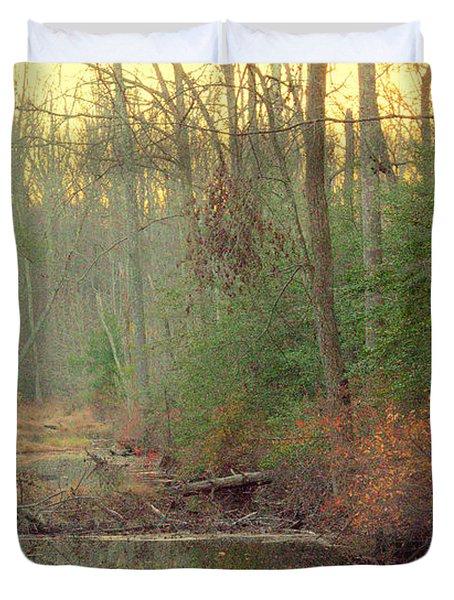 Creek Bed Duvet Cover