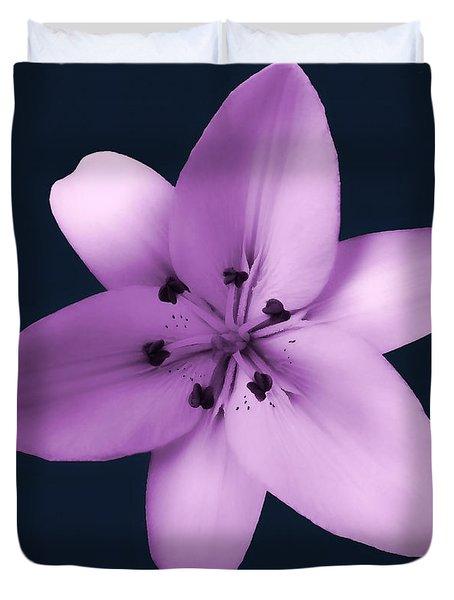 Creme Pink Soft Whisper Duvet Cover