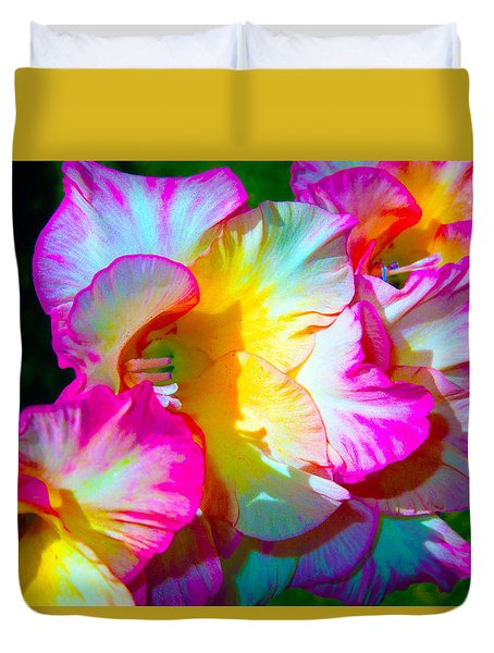 Crescendo Duvet Cover by Don Wright