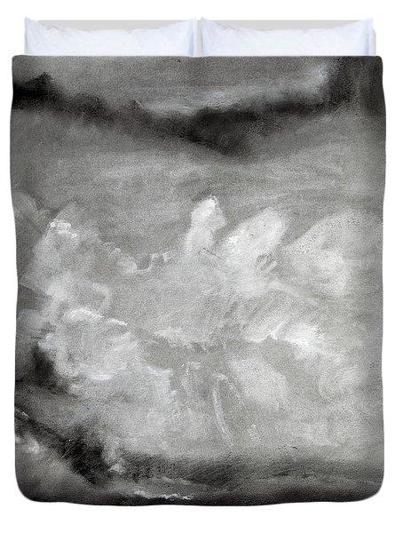 Croagh Patrick Duvet Cover