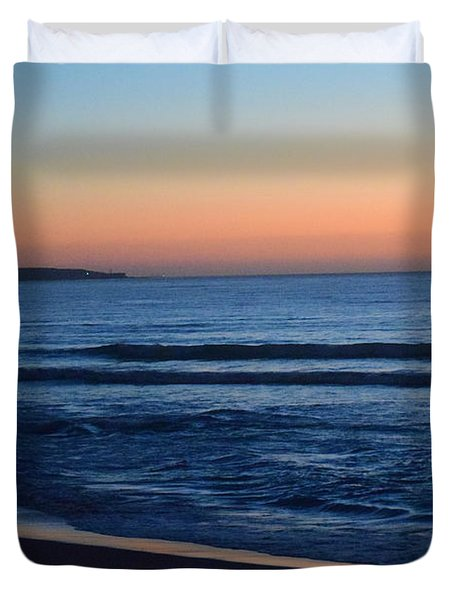 Cronulla Sunrise Duvet Cover