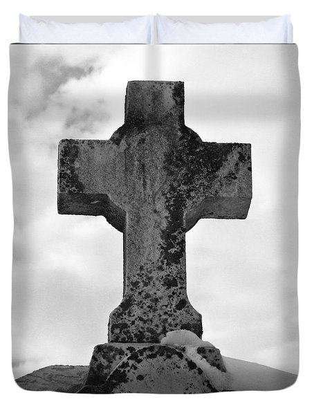 Cross Duvet Cover