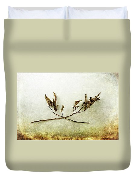 Crossing Harmony Duvet Cover