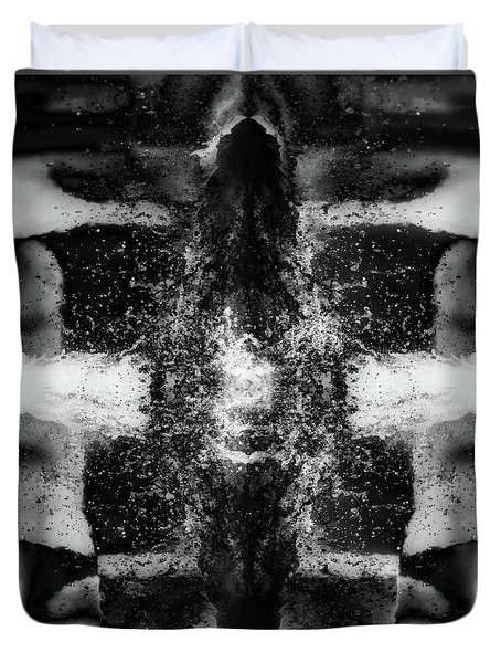 Crossmos Duvet Cover