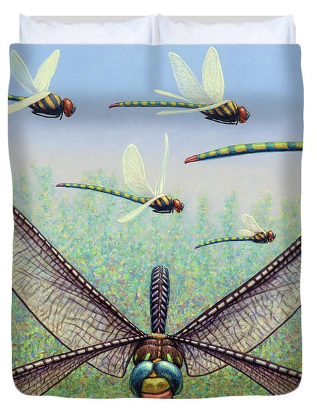 Crossways Duvet Cover