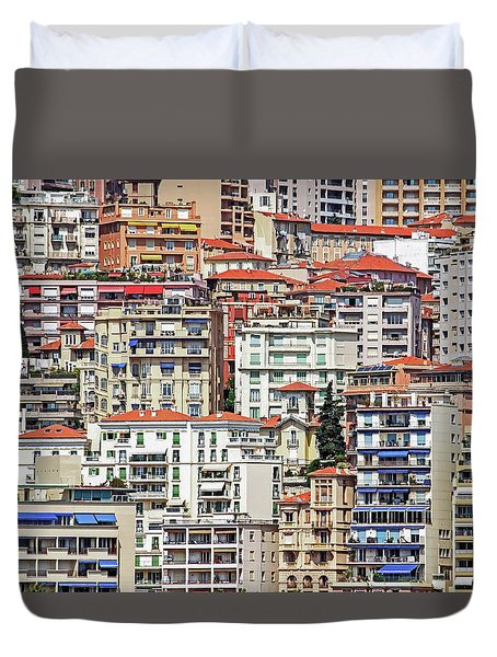 Crowded House Duvet Cover