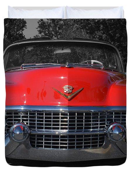 Cruising Americana Duvet Cover