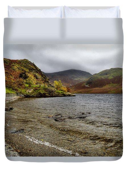 Crummock Water  Duvet Cover