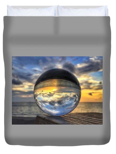 Crystal Ball 1 Duvet Cover