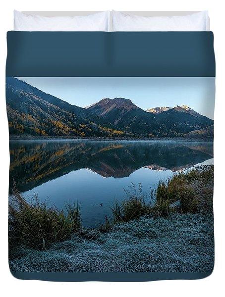 Crystal Lake - 0565 Duvet Cover