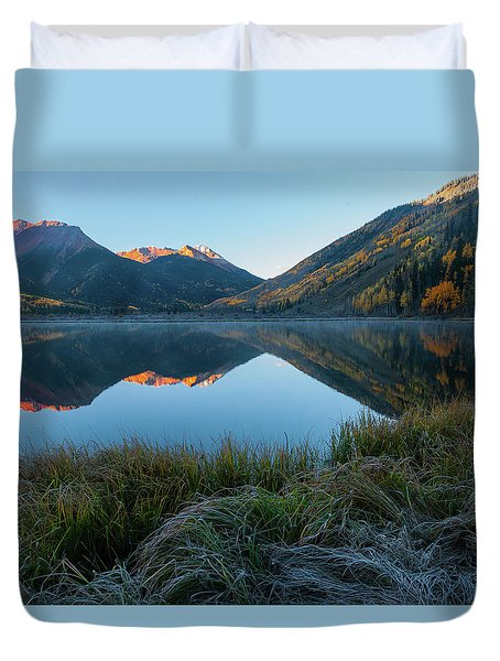 Crystal Lake - 0577 Duvet Cover