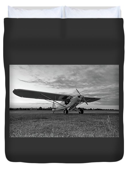 Cub At Daybreak Duvet Cover