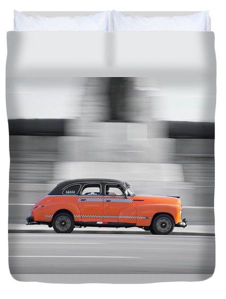 Cuba #2 Duvet Cover