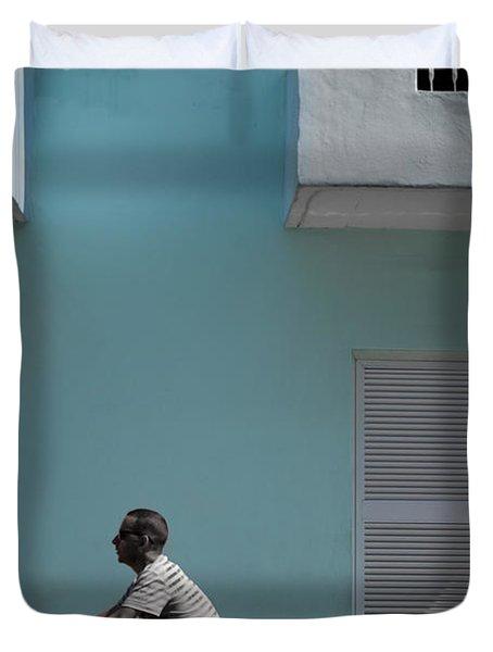 Cuba #6 Duvet Cover