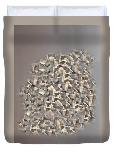 Cubism Duvet Cover