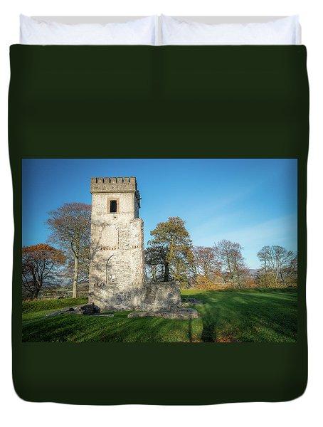 Cuchulains Castle Duvet Cover