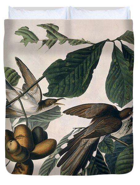 Cuckoo Duvet Cover by John James Audubon