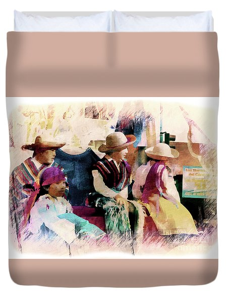 Cuenca Kids 1089 Duvet Cover