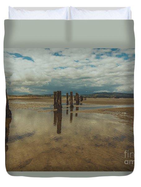 Cunnigar Beach 2 Duvet Cover