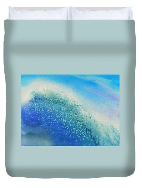 Curl Duvet Cover
