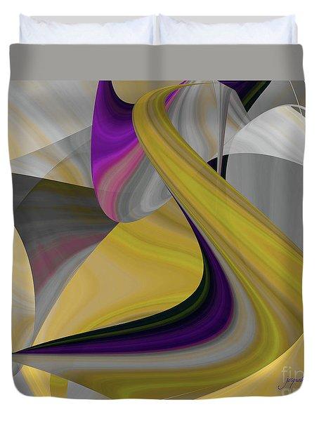 Curvelicious Duvet Cover