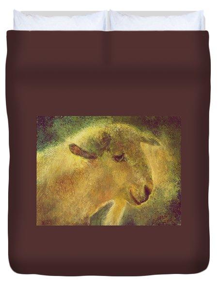 Cute Sheep Duvet Cover