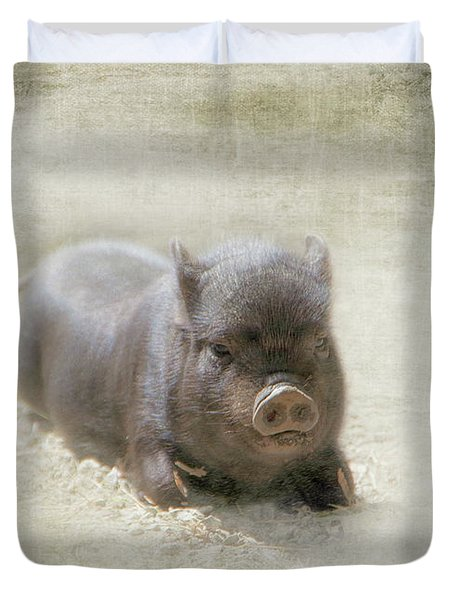 Cuteness Incarnate Duvet Cover