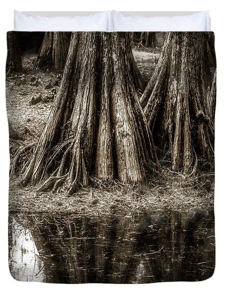 Cypress Island Duvet Cover