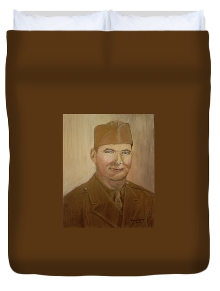 Daddy Duvet Cover
