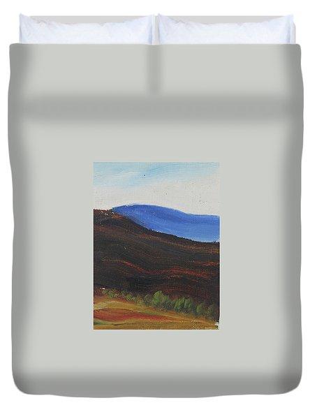 Dagrar Over Salenfjallen- Shifting Daylight Over Distant Horizon 2 Of 10_0035 50x40 Cm Duvet Cover