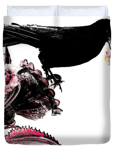 Daguenet  Duvet Cover