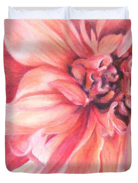 Dahlia 1 Duvet Cover