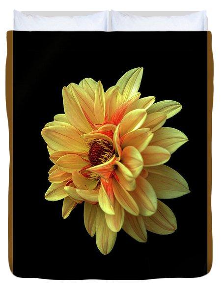 Dahlia Duvet Cover