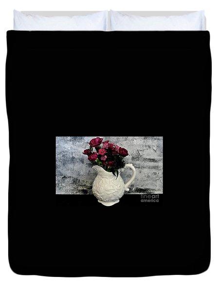 Dainty Flowers Duvet Cover