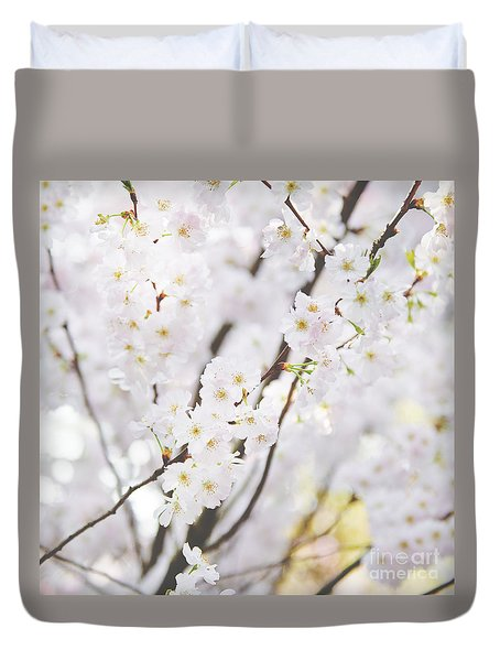 Dainty Duvet Cover by Ivy Ho