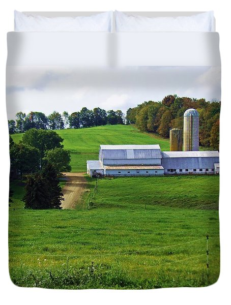 Dairy Country Duvet Cover