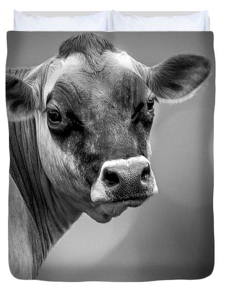 Dairy Cow Elsie Duvet Cover