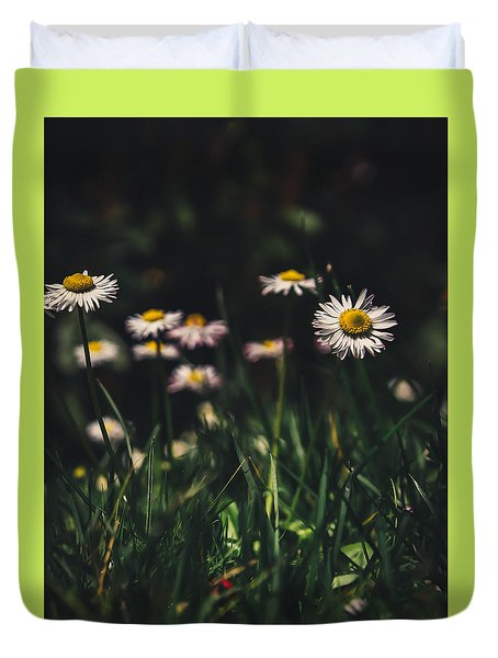 Daisies Duvet Cover