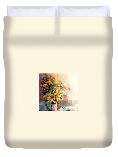 Daisy Day Duvet Cover