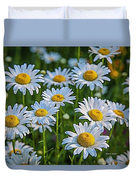 Daisy Dew Duvet Cover