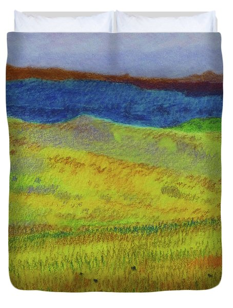 Dakota Dream Land Duvet Cover