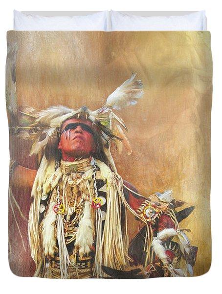 Dakota Sioux Duvet Cover