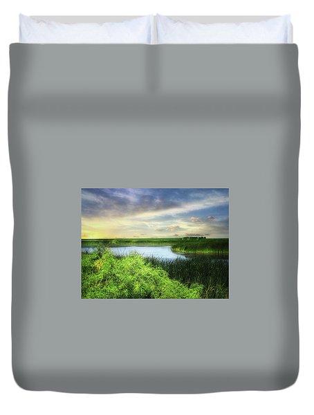 Dakota Wetlands 7 Duvet Cover