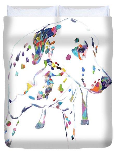 Dalmatian Duvet Cover